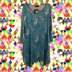 NWT R&B Collection Tunic Top Dress. Size XL
